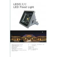 LED投光灯效果丨LED集成投光灯30W丨50W