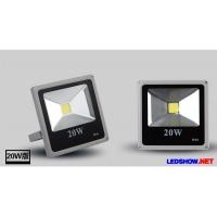 LED投光灯效果丨20W集成投光灯30W丨50W丨