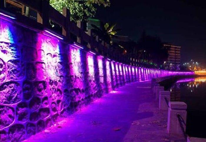 LED七彩洗墙灯丨品牌LED七彩洗墙灯参数