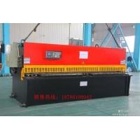 云南昆明QC12K液压数控剪板机