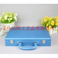 义乌品硕供应 高档石英石样板盒 地装展示盒 真皮瓷砖礼品盒