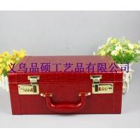 品硕供应,皮质家纺盒,床上四件套皮盒,精美冬被包装盒