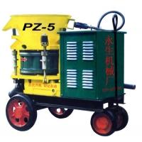 洛阳永生生产混凝土喷射机/注浆泵/活塞泵/搅拌机