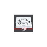 菲时特水暖304不锈刚地漏CP004款