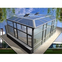 大连卓越别墅阳光房 断桥铝门窗 设计定制 品质保证