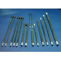 硅碳棒分为:等直棒、粗端部棒、枪棒、U型