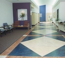 PVC商用耐磨地板,质量有保证
