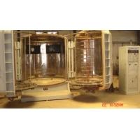 双泵塑料蒸发镀膜机 双开门二手真空蒸发镀膜设备