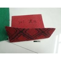 优质防滑耐磨拉绒双色提花地毯生产厂家