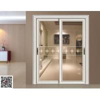 广东铝合金推拉门 高档铝合金门优之雅门窗YT-248白色