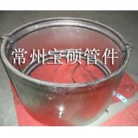 供应耐腐蚀堵漏管件 焊接式不锈钢哈夫节 抢修专用