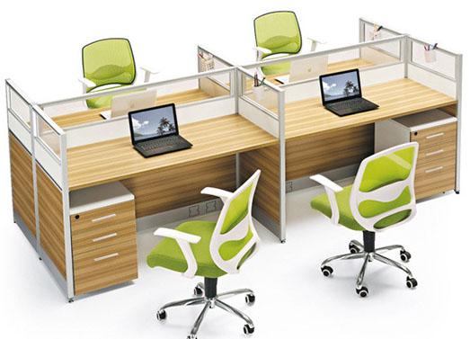 电商呼叫中心座席安装,屏风隔断办公桌,电话销售坐席安装