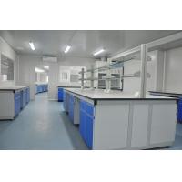 百色實驗室家具-實驗臺-通風柜-藥品柜-器皿柜上門安裝