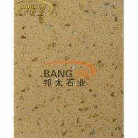 石英石厂家-南京邦太石业-日光黄9899