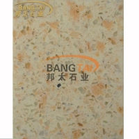 石英石厂家-南京邦太石业-香丝粉玉0822