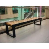 钢木平凳休闲椅ZH-Y1002