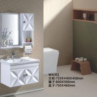 瓦思普浴室柜-乐享PVC系列