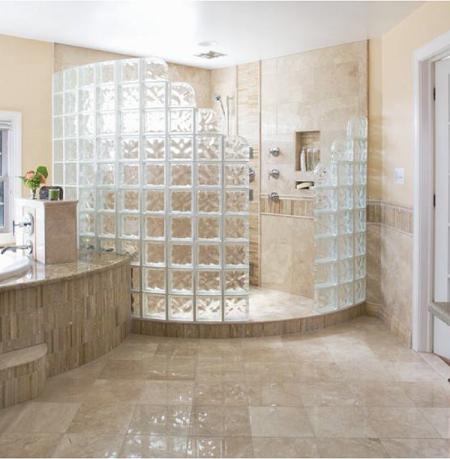 佛山中山4+4双钢化卫浴夹丝玻璃