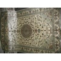 300道手工丝地毯