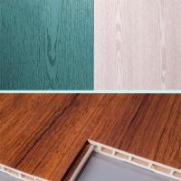 集成墙面新型家装建材工厂_室内装饰护墙板生产厂家