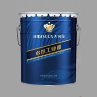 无穷花水漆水性环氧云铁中间漆高端工业用漆第1品牌
