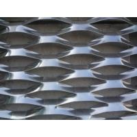 广东金属方板吊顶菱形装饰钢板网