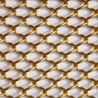 金属网帘 不锈钢装饰网帘定制