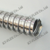 不銹鋼單勾穿線軟管  波紋管 防水軟管 蛇皮管 網管