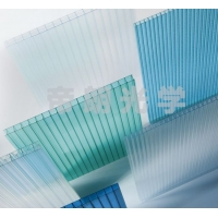 阳光板每平米价格双层pc阳光板-无锡帝朗光学