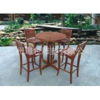 公园椅子户外公园长椅室外园林椅铸铁实木椅休闲公园长凳防腐木椅