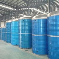 鼎热环保供水设备圆形不锈钢保温水箱