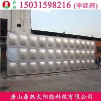 鼎热304不锈钢保温水箱原水处理设备