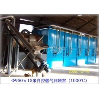 专业设计制作安装调试工业窑炉