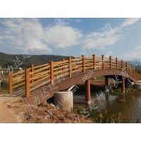 遂宁力达优质桥梁仿木栏杆