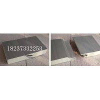 50mm厚彩钢聚氨酯夹芯板最新报价