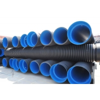 无锡hdpe双壁波纹管厂家  无锡HDPE双壁波纹管生产厂家