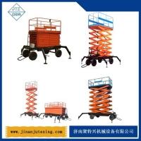 移動式升降機  四輪移動式液壓升降平臺