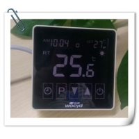 沃逸中央空調 觸屏液晶溫控器可遙控水系統風盤溫度控制