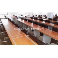 多功能翻转电脑桌 品牌迅捷牌木质、钢木结合材质
