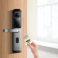家居防盗安全门锁诺克威A68智能指纹锁