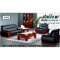 潍坊办公沙发|潍坊沙发茶几|潍坊钢架沙发1114