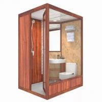 酒店宾馆专用中高档整体卫生间 集成卫浴 淋浴房