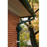 供应皇佳彩铝落水|檐沟、天沟、排水管