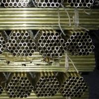 供应h63无铅黄铜管,环保黄铜毛细管,异形铜管定做