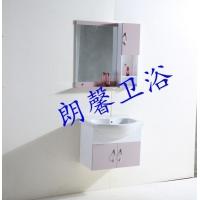 朗馨卫浴pvc简约浴室柜