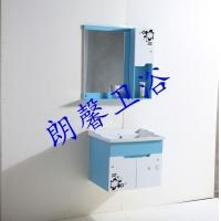 朗馨卫浴彩色浴室柜