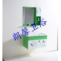朗馨卫浴80cmpvc浴室柜