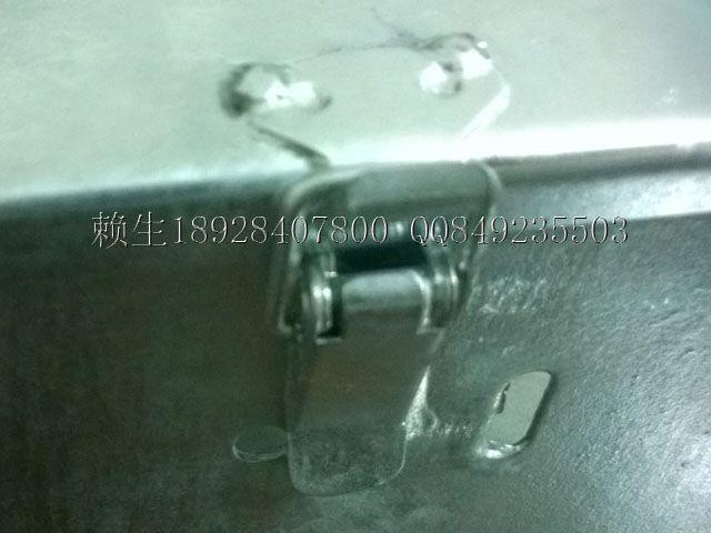 广信深圳热镀锌电缆桥架热镀锌线槽