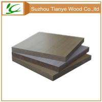 各规格中纤素板、三聚氰胺饰面中纤板