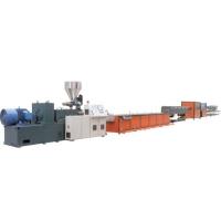 南京环保设备-瑞晓环保设备-木塑挤出一步法生产线